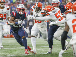 NFL Week 8: Browns @ Patriots Recap