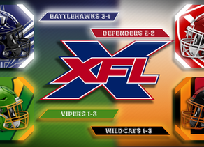 XFL Week 5 Sunday Game Previews