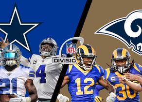 Divisional Round: Cowboys vs Rams
