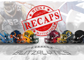 AAF Week 8 Recap