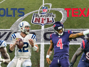 Wildcard Weekend: Colts vs Texans