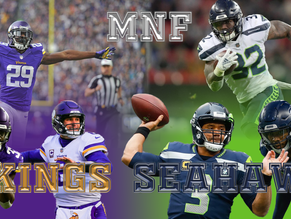MNF Preview: Vikings vs. Seahawks