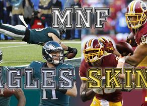 MNF Preview: Redskins vs. Eagles