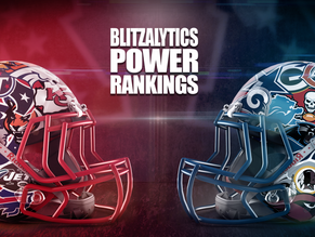 Blitzalytics' Power Rankings: Week 16