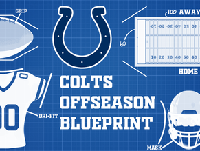 Colts Offseason Blueprint