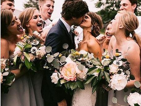 Who Should I Choose as My Bridesmaid/Groomsman?