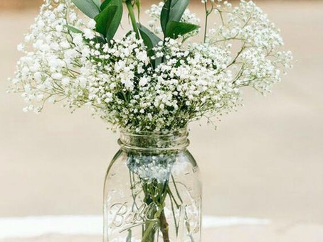 Beautiful $10 DIY Wedding Centerpieces I How to Do it on the Cheap