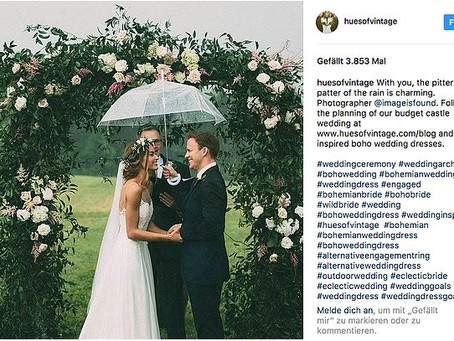 Stop Worrying About Wedding Day Rain