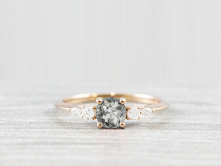 10 Etsy Engagement Rings – Unique Styles for the Non-Traditionalist Bride-To-Be