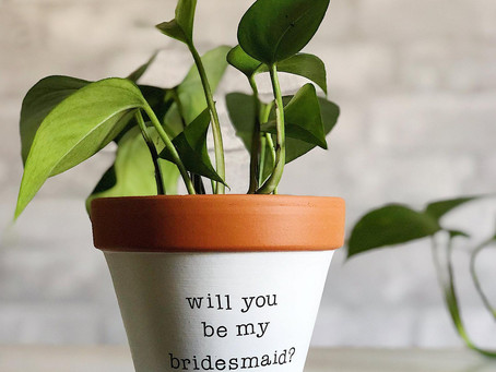 10+ Will You Be My Bridesmaid Gifts That Will Have Your Bridesmaids Swooning
