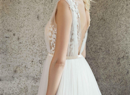 Top 10 Boho Simple Wedding Dresses Under $500 in June, 2020