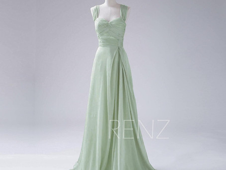 10+ Best Ever Mint Green Bridesmaid Dresses that Your Bridesmaids will Fall Head Over Heals With