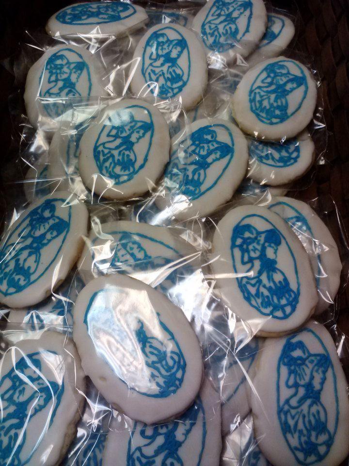 Colonial Dame Cookies