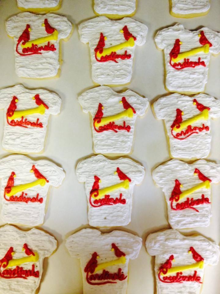 Cardinals jerseys