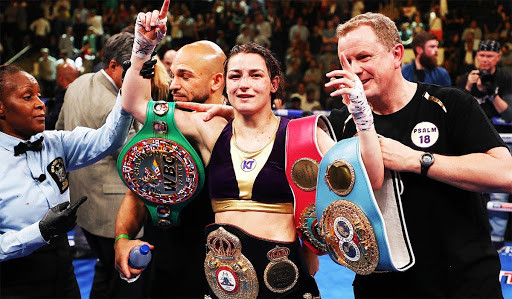 What's Next for Katie Taylor