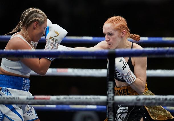 Shannon Courtenay vs Rachel Ball 2: Winner Will Take the WBA Women's Bantamweight Title