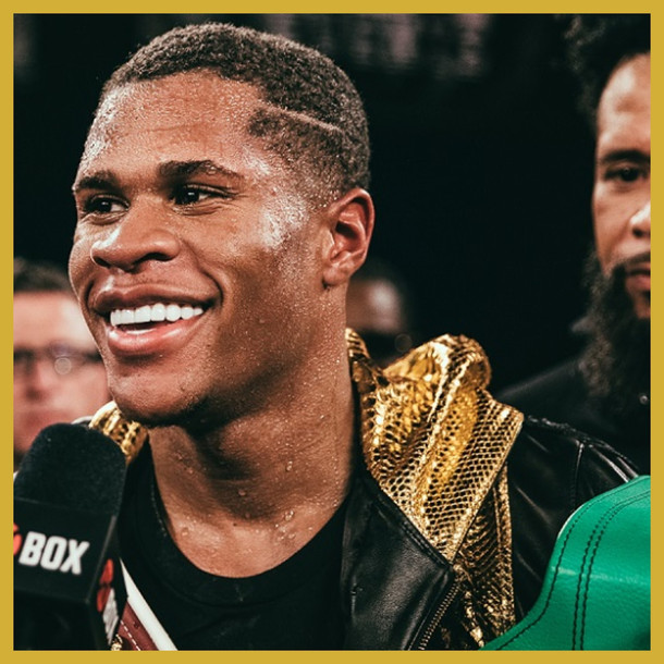 Devin Haney's rise to stardom