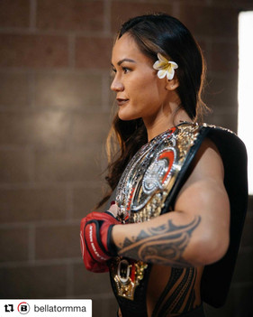 Bellator 254 Ilima-Lei MacFarlane returns to fight In toughest challenge to date.