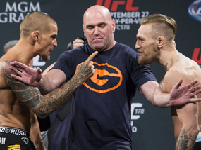 McGregor vs Poirier Scheduled For UFC 257