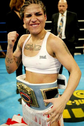 Melissa Hernandez to Fight Chantelle Cameron, Only for the Money?