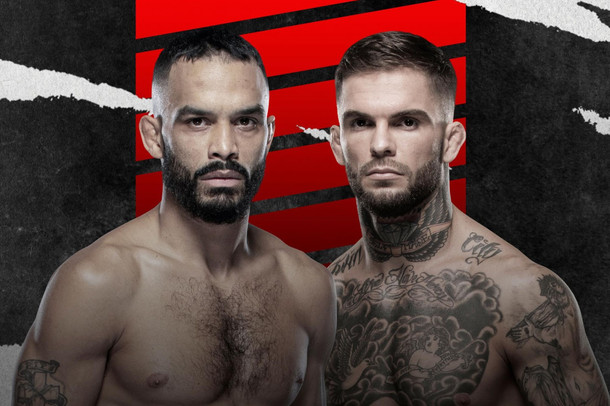 Cody Garbrandt makes his UFC return in a high stakes match against Rob Font
