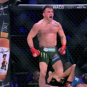 Who will be Michael Chandler's first UFC opponent?