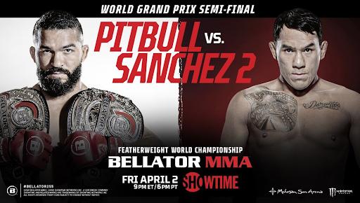 Bellator 255 Preview: Pitbull vs Sanchez 2
