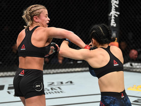 Paige VanZant's Road from UFC Wunderkind to Bare Knuckle Boxer
