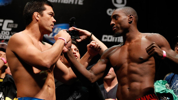 Lyoto Machida will face Phil Davis in a rematch to determine the No.1 contender.
