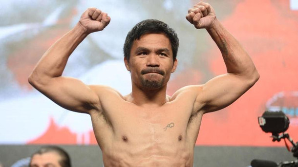 Manny Pacquiao to fight twice more before a run for president.