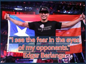 The Rise of Edgar Berlanga - Puerto Rican Mike Tyson