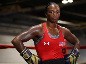Claressa Shields sets women's boxing ablaze