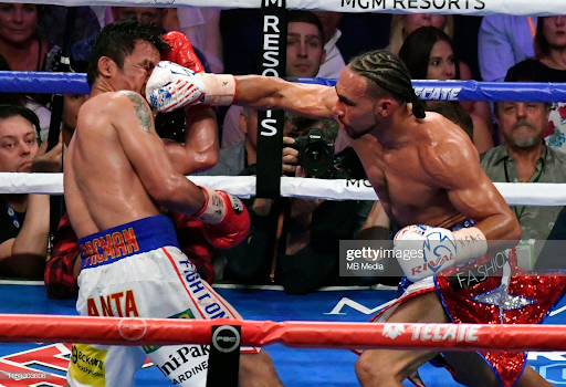 Keith Thurman Sets His Sights on Errol Spence Jr in 2021