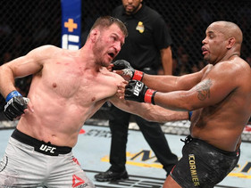 Miocic Comes Out On Top In Final Cormier Duel
