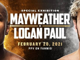 BREAKING: Floyd Mayweather to fight Logan Paul in February exhibition