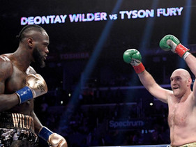 Will Fury vs. Wilder 3 happen this year?