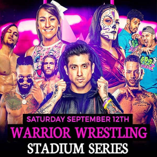 Warrior Stadium Series brings Live Pro Wrestling back