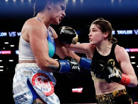Katie Taylor's Road to Becoming a Living Legend.