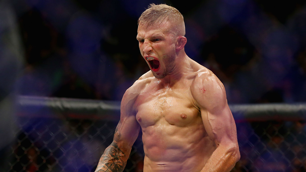 Potential Bout Between Dillashaw and Sandhagen
