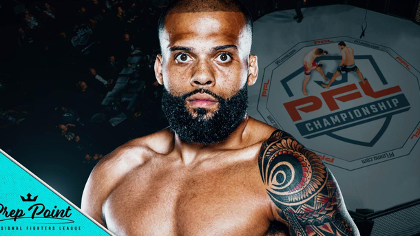 PFL's Jordan Young leans on experience at American Top Team for his promotional debut in April