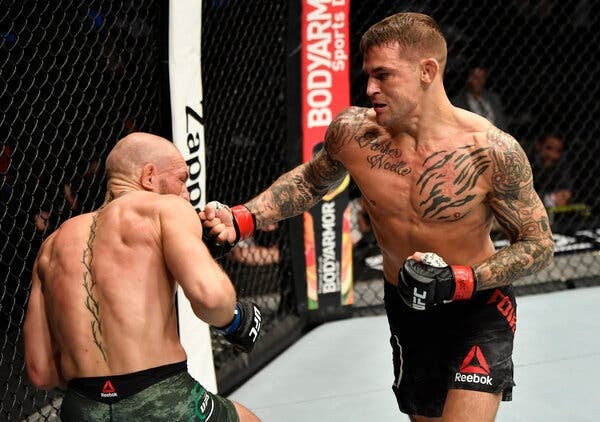Who is next for Dustin Poirier?