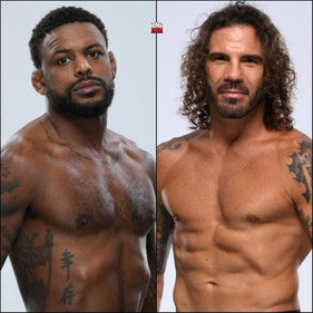 Clay Guida Will Face Michael Johnson Super Bowl Weekend.