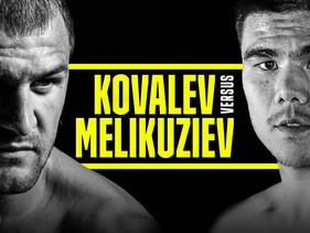 Kovalev v. Melikuziev canceled amid failed doping test
