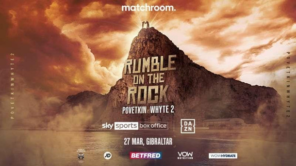 Povetkin to face Whyte for WBC interim Heavyweight belt