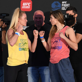 PIERCE: UFC Fight Night holds huge showcase for women Bantamweights