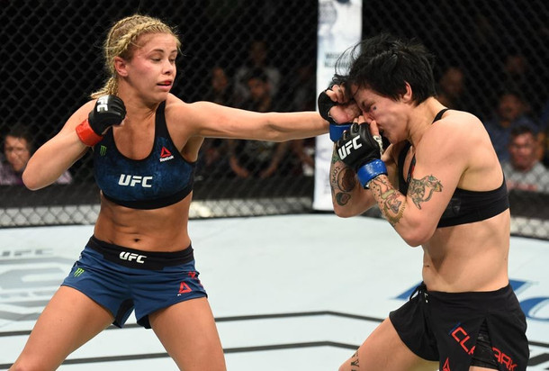 BREAKING: Former UFC Strawweight Paige VanZant signs with Bare Knuckle Fighting Championship