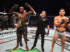 PIERCE: Israel Adesanya puts on a clinic against Paulo Costa at UFC 253