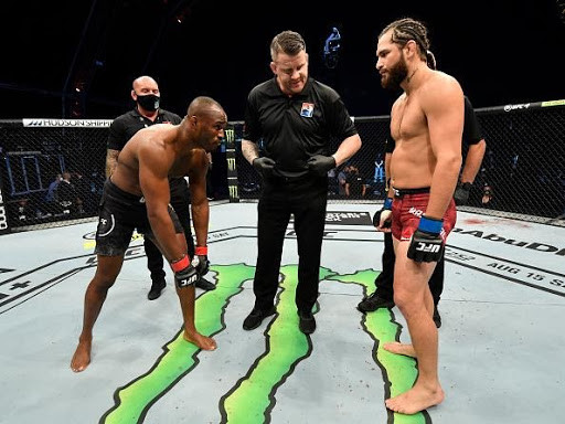 Usman Masvidal 2 To Headline UFC 261
