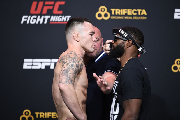 PIERCE: UFC Fight Night brings PPV-worthy entertainment in excellent night of fights