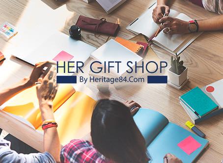 New Gift Shop Online!